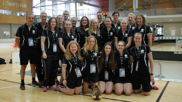 The New Zealand women's floorball team say they are ready to give the tournament everything they have in the hopes of ...