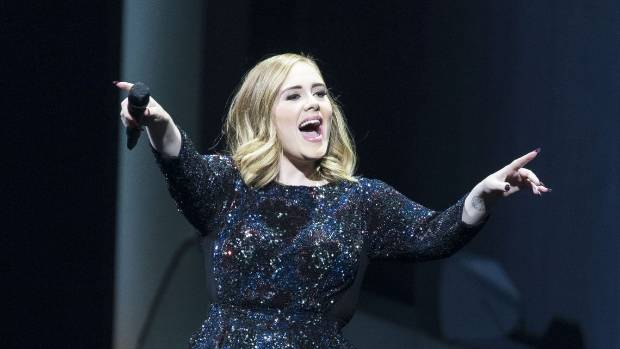 Adele announced last year that she would be coming to New Zealand as a part of her live tour.