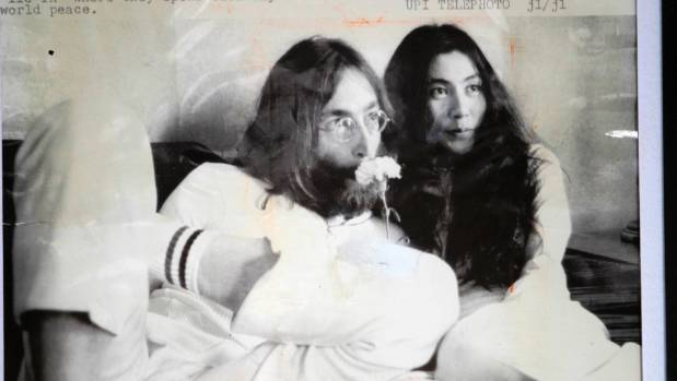 John and Yoko had the right idea - let's give peace a chance.