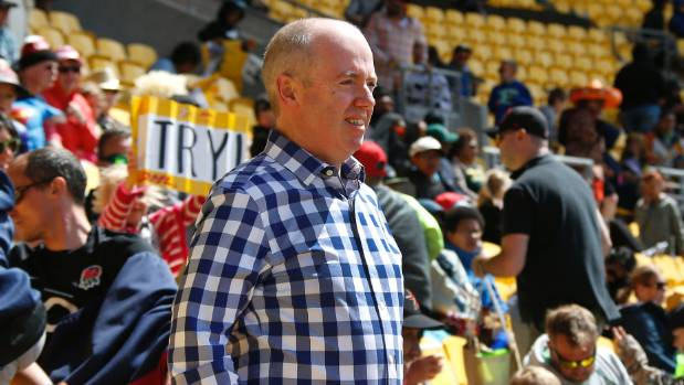 Westpac Stadium chief executive Shane Harmon said Williams had played at the Wellington ground on several occasions, ...