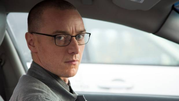 Split may be billed as the latest bit of intrigue from M. Night Shyamalan but it's unquestionably James McAvoy's movie.