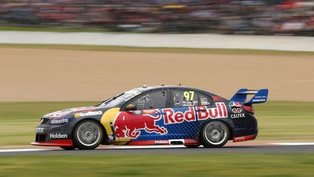 Red Bull sponsoring motocross races.