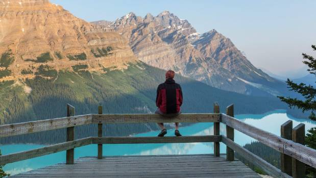 Banff National Park is a paradise for nature lovers.
