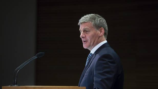 New Zealand Prime Minister Bill English calls election for September 23