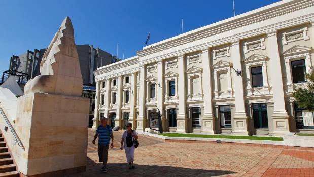 Wellington's Town Hall is in for a $58m-plus refit, which will transform it into a music hub for the NZSO and Victoria ...