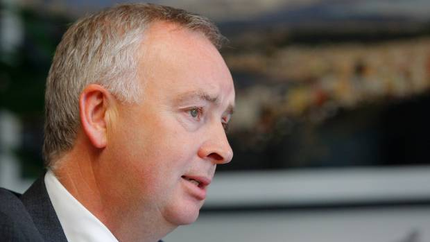 Wellington City Council chief executive Kevin Lavery earns a much humbler salary, proportionately, than his smaller ...