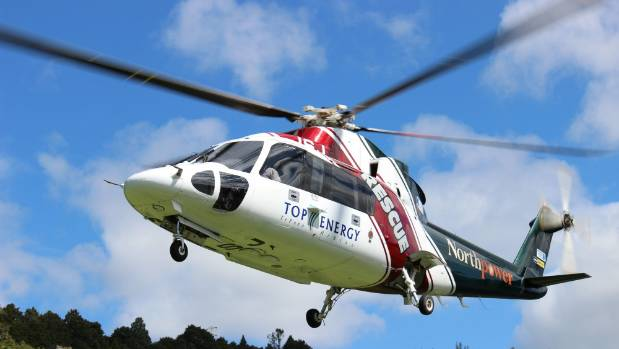 Northland Rescue Helicopter Experiencing Typical Summer  Stuffnz