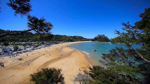 "An estimated 95 per cent of people staying at Kaiteriteri Beach Motor Camp during the peak summer period are ""priority ..."