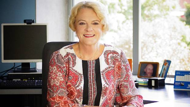 Ara chief executive Kay Giles retired on Friday after 40 years in education.