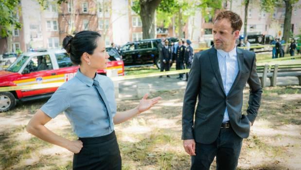 In Elementary, Jonny Lee Miller plays a modern-day Sherlock opposite Lucy Liu's Dr Joan Watson.