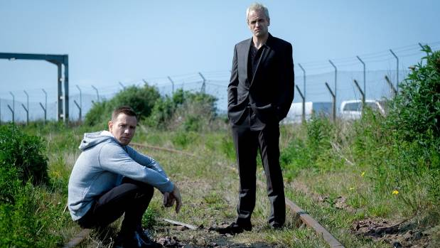 Jonny Lee Miller's Sick Boy and Ewan McGregor's Renton reunite in Trainspotting 2.