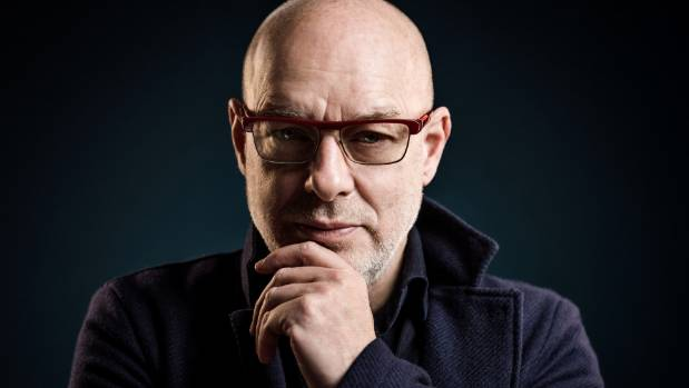 Brian Eno has mixed cutting-edge technology and art on his latest project Reflections.