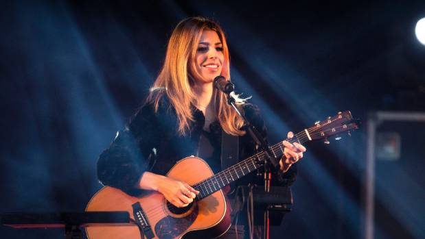 Brooke Fraser wins Grammy for Best Contemporary Christian Music