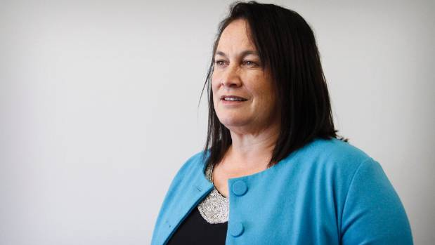 Debbie Ngarewa-Packer, Te Runanga o Ngati Ruanui Kaiarataki, wants to protect culturally important sites near a proposed ...