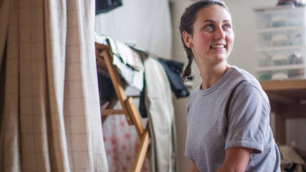 Clara Bosshard would like to see more unisex clothes in mainstream fashion to help get rid of the stereotypes and ...