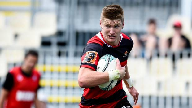 Jordie Barrett is returning home to play for Taranaki after helping Canterbury win the Mitre 10 Cup last year.