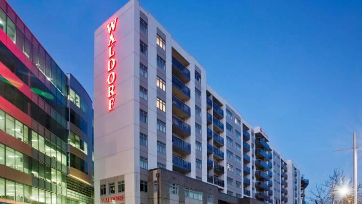 Japanese mega-firm Daiwa takes slice of Waldorf apartment chain
