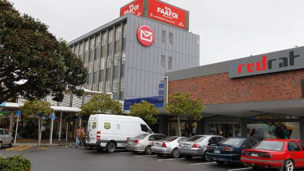 Porirua will have 43 residential apartments once the building has been converted.