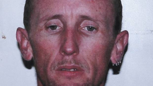 Darrell Crawford, who went missing in 2007 in Tauranga.