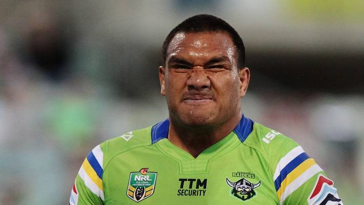4a4663753995 Jeff Lima will play his last NRL season with the Canberra Raiders in 2017.