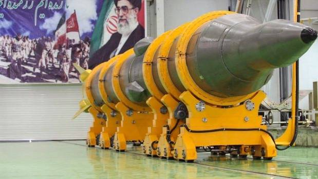 Trump imposes fresh sanctions over Iran's ballistic missile test