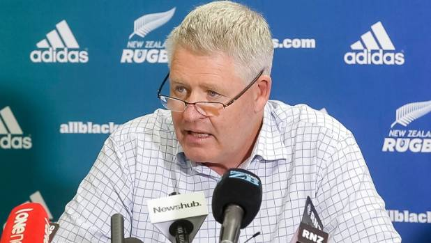 New Zealand Rugby chief executive Steve Tew doesn't have a leg to stand on with his campaign to get half the gate receipts.