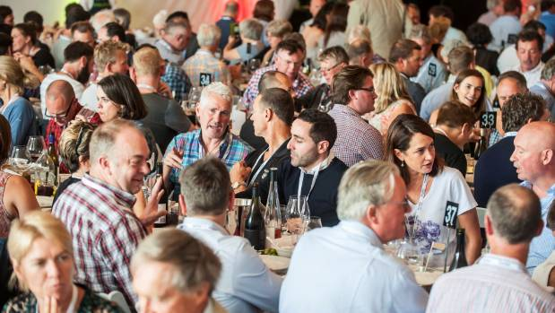 About 600 wine lovers from around the world attended the three-day Pinot Noir NZ 2017 conference in Wellington.
