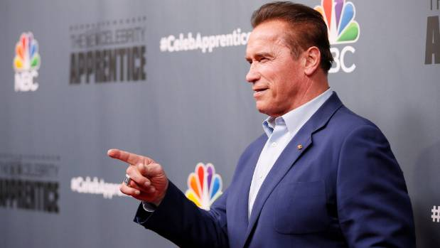 The New Celebrity Apprentice host Arnold Schwarzenegger has lost his prime-time spot on TV3.