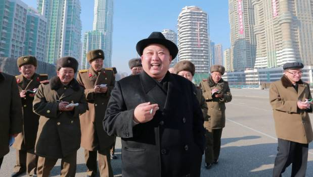 North Korea leader Kim Jong Un assumed power in late 2011.