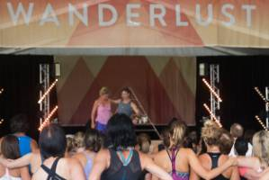 Taupō yoga event Wanderlust has been cancelled despite attracting its biggest audience last year.