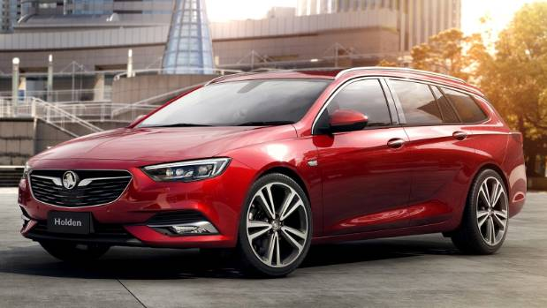 Suddenly Your Next Holden Commodore Will Be French Stuffconz - Cool french cars