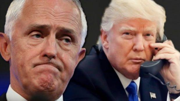 The Transcript Of Trump's Call With Malcolm Turnbull Has Leaked