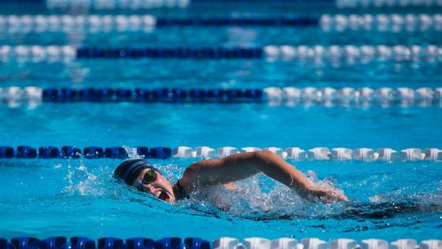 Mckenzie Shines In Rich Pool Of Talent At Centre Age Group Swimming Champs