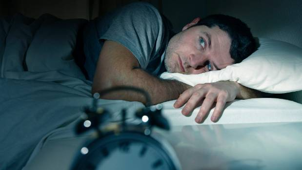 Money, health and family: the three things that keep Kiwis awake at night.