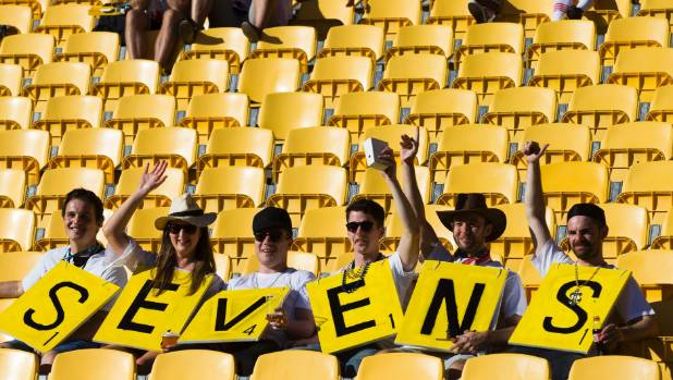 The Wellington Sevens has failed to spark much interest in the past few years.