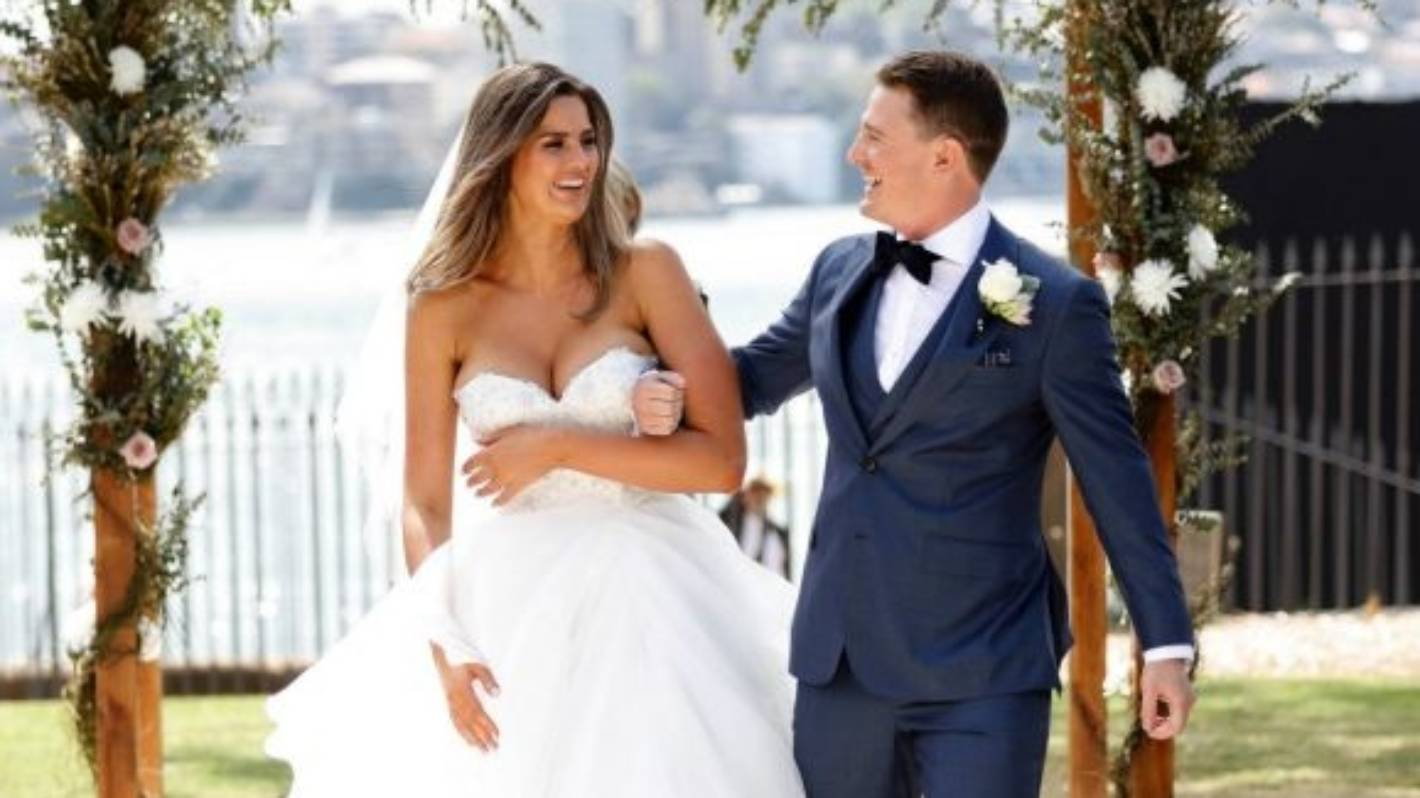 Married At First Sight 2017: Jonathans ex turns out to