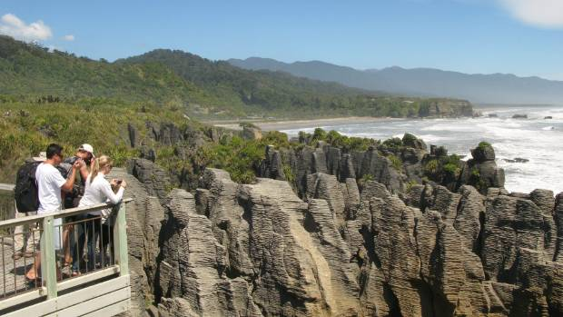 The tourism hotspot Punakaiki is under an ongoing boil water notice.