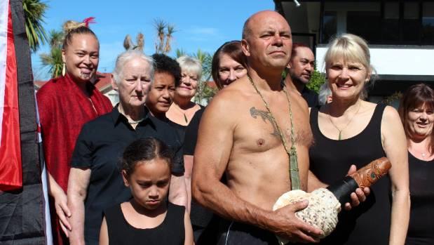 Multicultural kapa haka group Te Herenga o te Kotahitanga, opened the day's festivities.