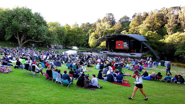 Tropfest is held every February at the TSB Bowl of Brooklands in New Plymouth.