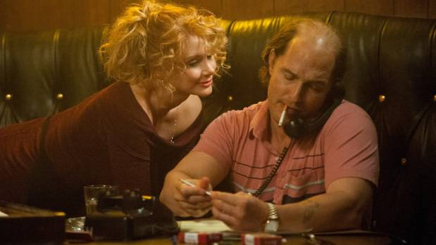 Bryce Dallas Howard stars opposite Matthew McConaughey in Gold.