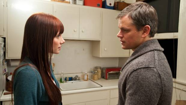 Bryce Dallas Howard says starring opposite Matt Damon in Hereafter was one of her most exciting experiences.