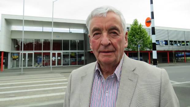 Former Masterton mayor Bob Francis