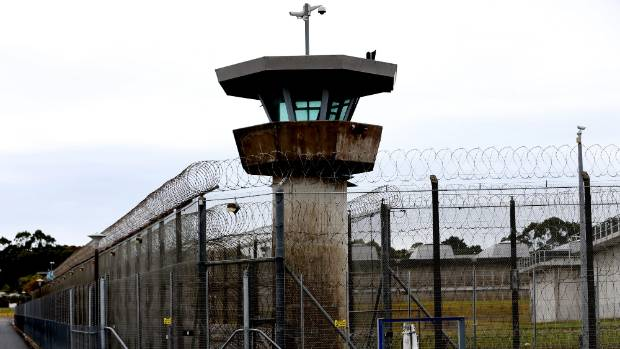 Auckland Prison at Paremoremo is a maximum security facility. (file photo)