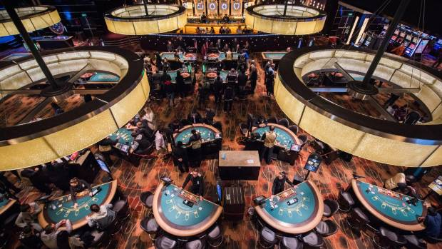 Darwin casino weighs on SkyCity's profit