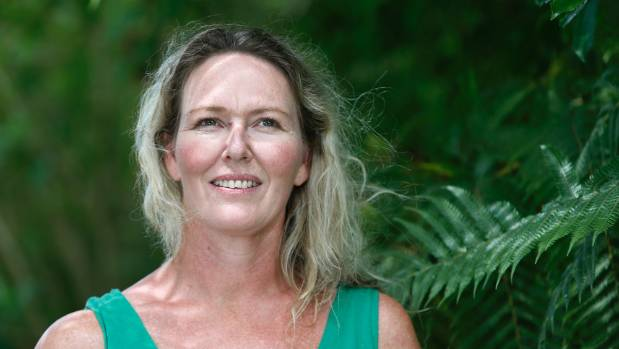 Medicinal cannabis campaigner Rose Renton of Nelson.