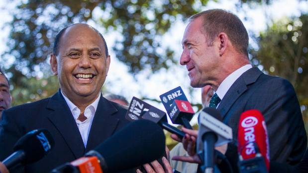 Labour leader Andrew Little announced Willie Jackson would be running on the party's list while up at Waitangi earlier ...