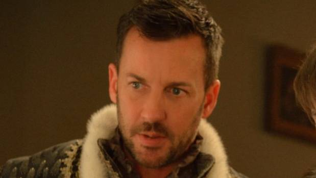 Craig Parker stars in the fourth and final series of Reign.