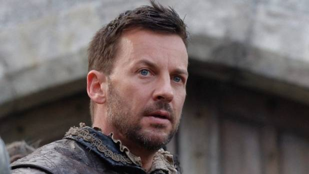 Kiwi actor Craig Parker as Stephane Narcisse in the US fantasy drama Reign.