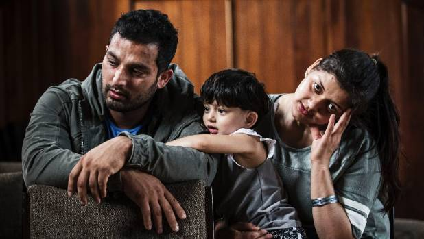Student Ashe Ranai faces deportation to India, husband Vikram Salaria and daughter Khwahish share her plight.