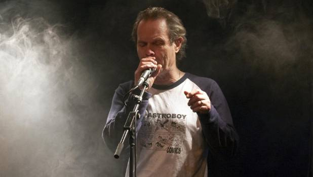 Chris Jagger is on his way to New Zealand to perform with Tim Ries and Bernard Fowler of the Rolling Stones.
